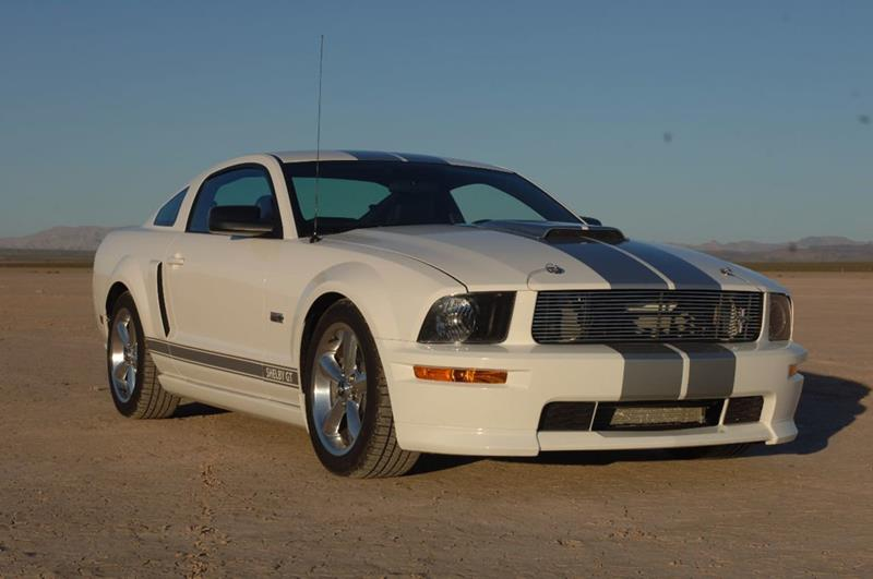 2007 Ford Mustang 20