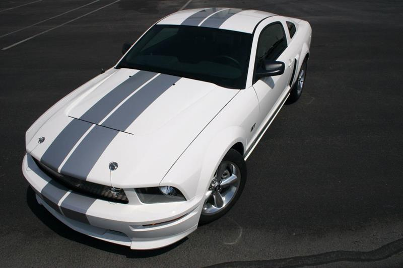 2007 Ford Mustang 55