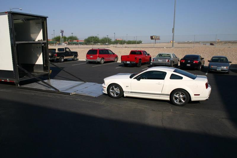 2007 Ford Mustang 49