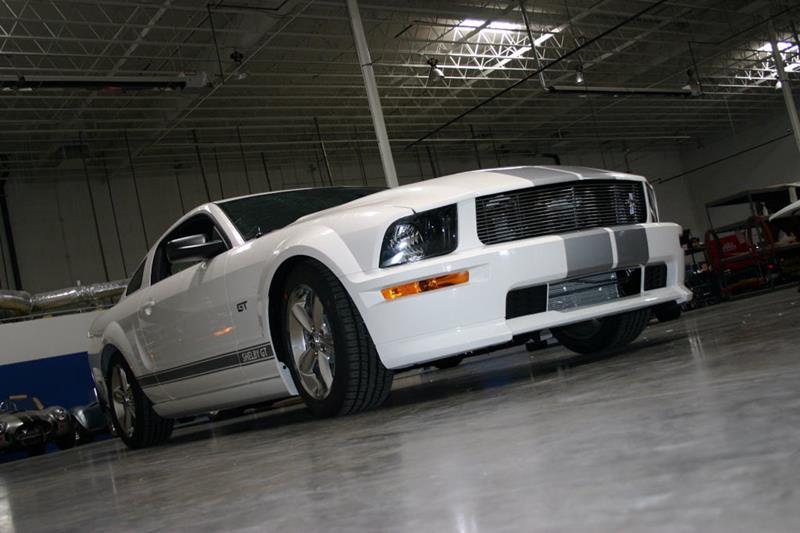 2007 Ford Mustang 35