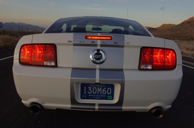 2007 Ford Mustang 24