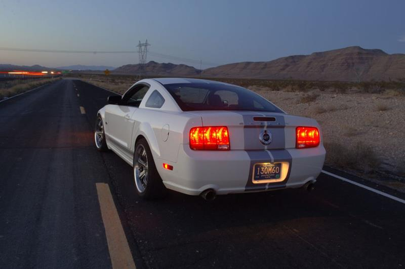 2007 Ford Mustang 56