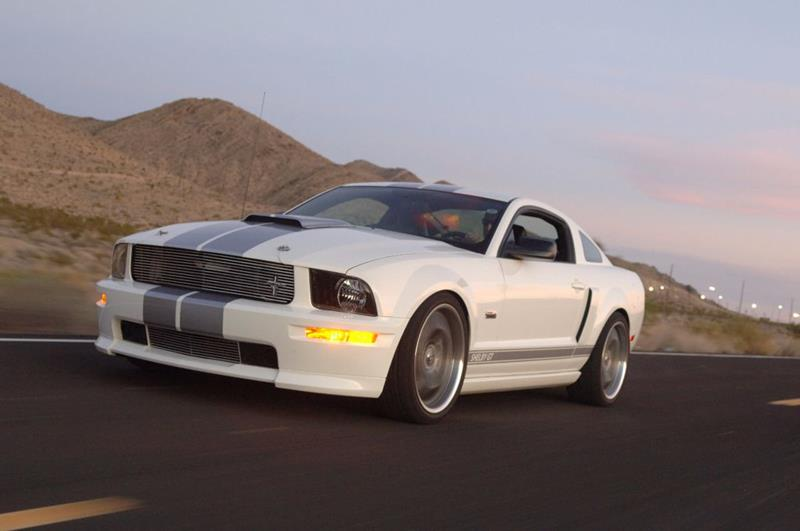 2007 Ford Mustang 59