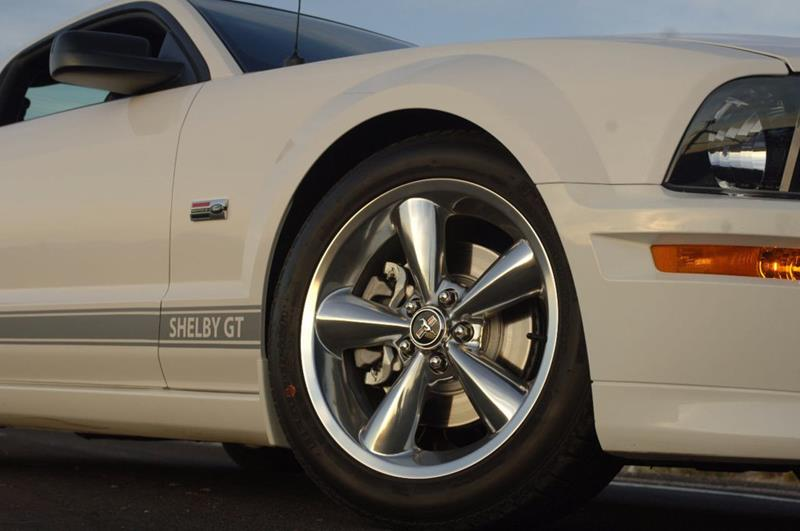 2007 Ford Mustang 60