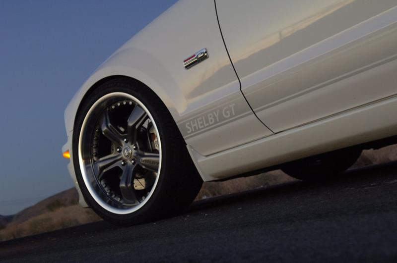 2007 Ford Mustang 57
