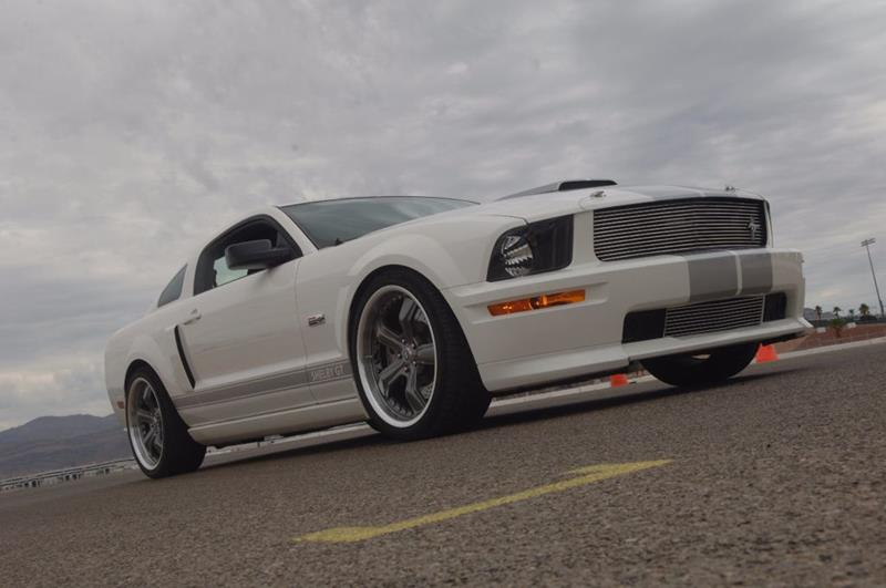2007 Ford Mustang 14
