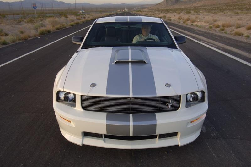 2007 Ford Mustang 61