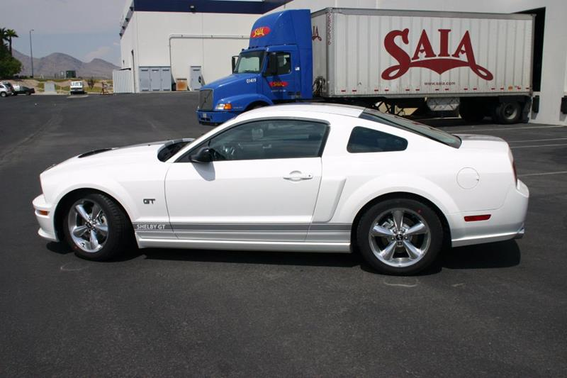 2007 Ford Mustang 53