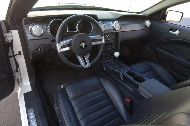2007 Ford Mustang 64