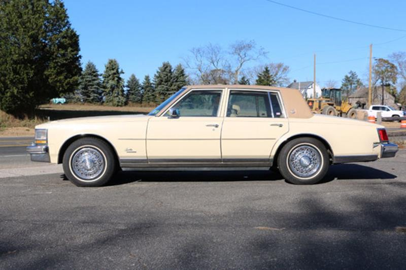 1976 Cadillac Seville For Sale For Sale All Collector Cars