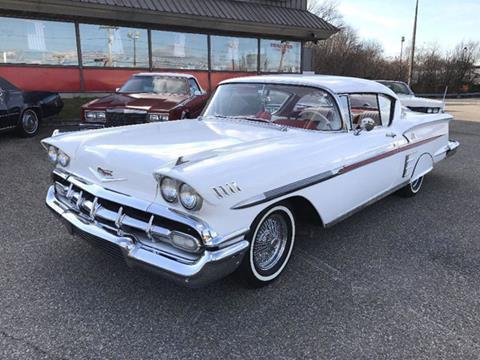 Used 1958 Chevrolet Impala For Sale in Wayne, NJ - Carsforsale.com