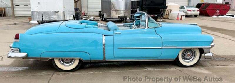 1953 Cadillac Eldorado 1