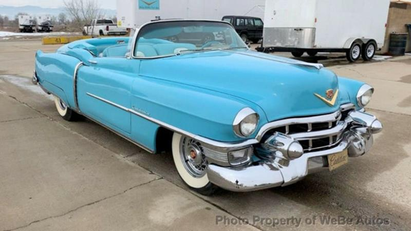 1953 Cadillac Eldorado 2