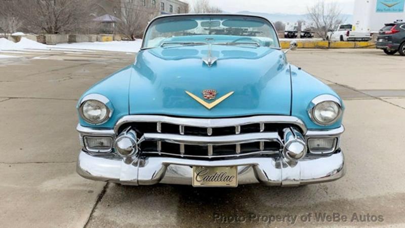 1953 Cadillac Eldorado 3