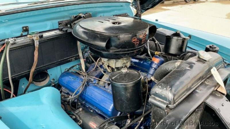 1953 Cadillac Eldorado 8