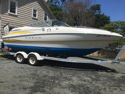 2003 Maxum 24 SC for sale in Riverhead, NY