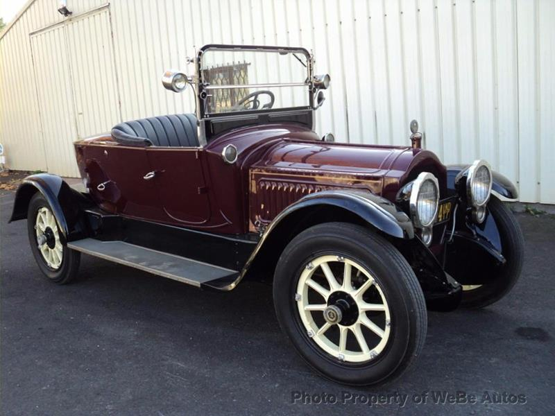 1917 Packard Twin Six 1