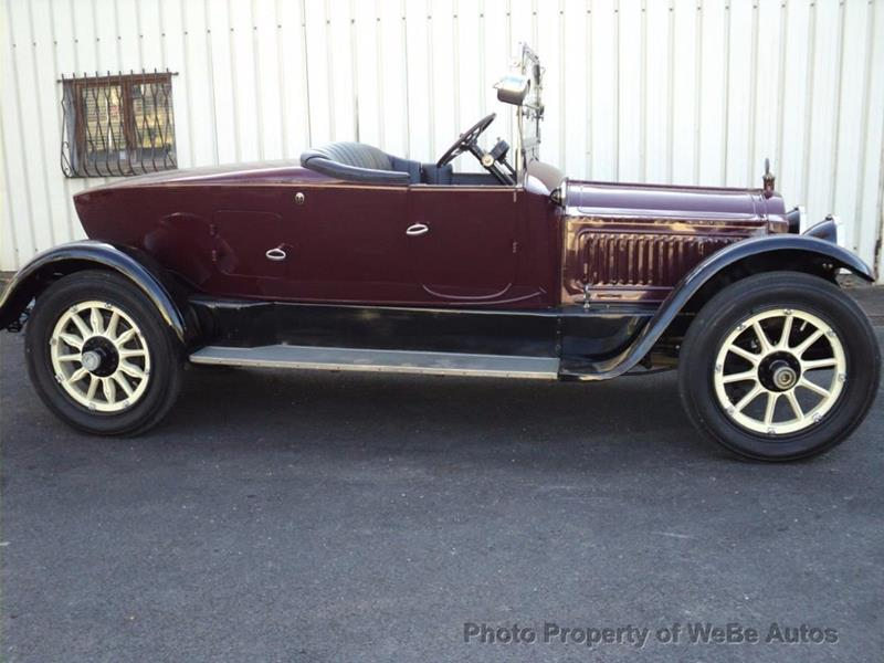 1917 Packard Twin Six 3