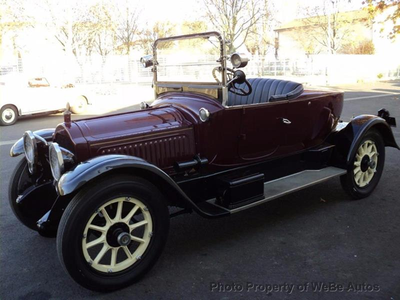1917 Packard Twin Six 9