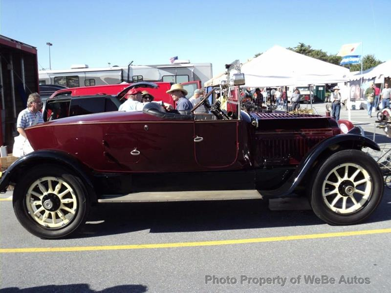 1917 Packard Twin Six 11