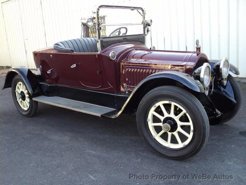 1917 Packard Twin Six 6
