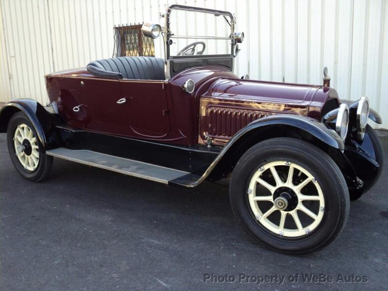 1917 Packard Twin Six 4