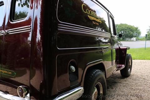 1956 Willys Sedan Delivery 4x4 In Calverton NY - WeBe Autos Ltd