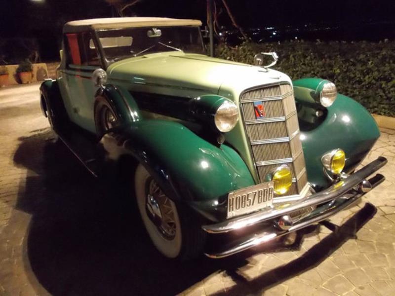 1934 Cadillac Series Twenty 2