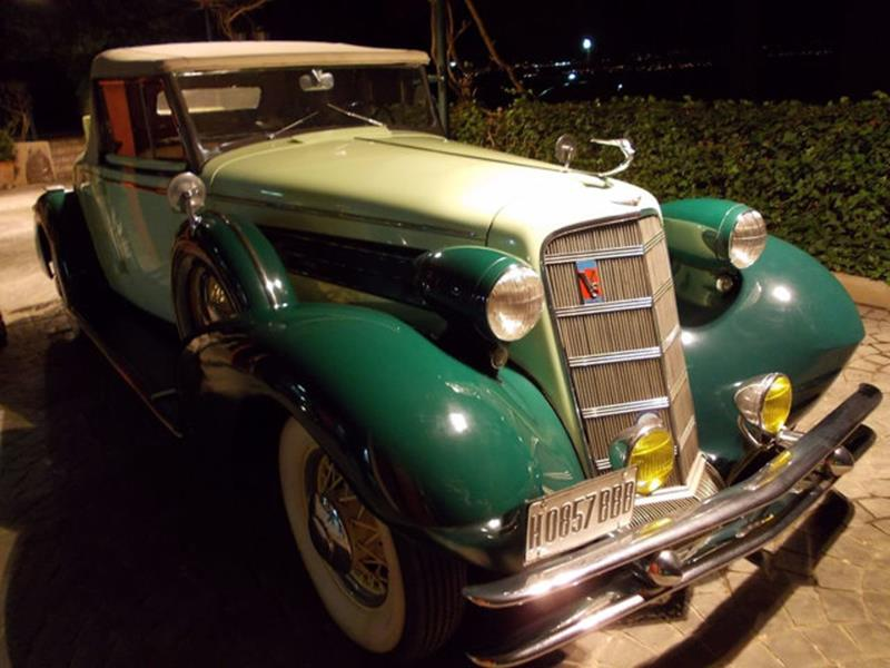 1934 Cadillac Series Twenty 5