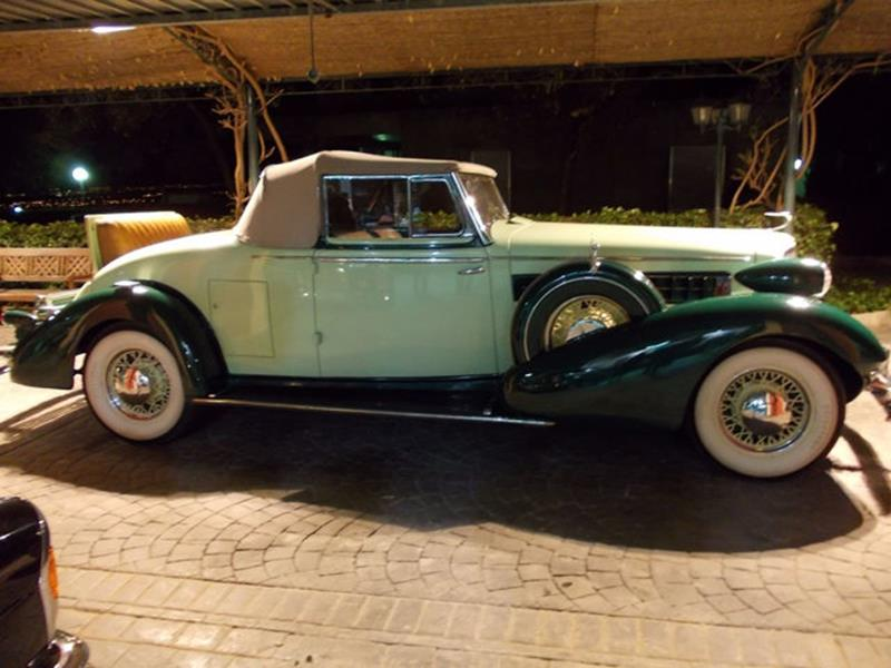 1934 Cadillac Series Twenty 6