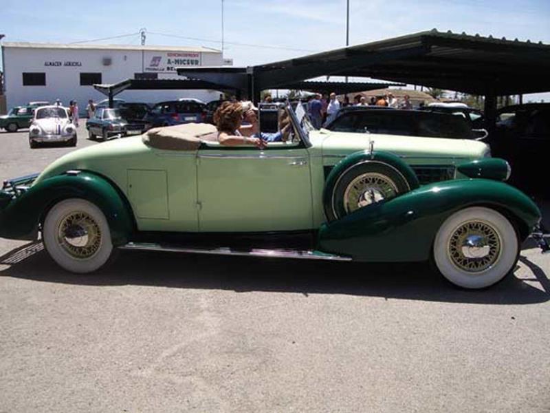 1934 Cadillac Series Twenty 7