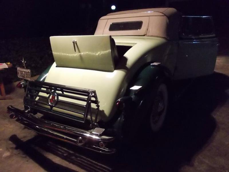 1934 Cadillac Series Twenty 16