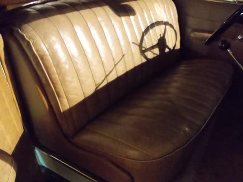1934 Cadillac Series Twenty 21
