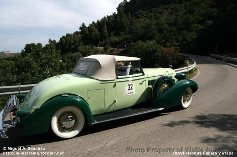 1934 Cadillac Series Twenty 10