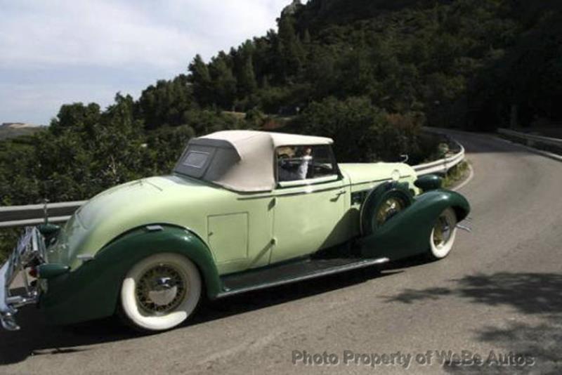 1934 Cadillac Series Twenty 12