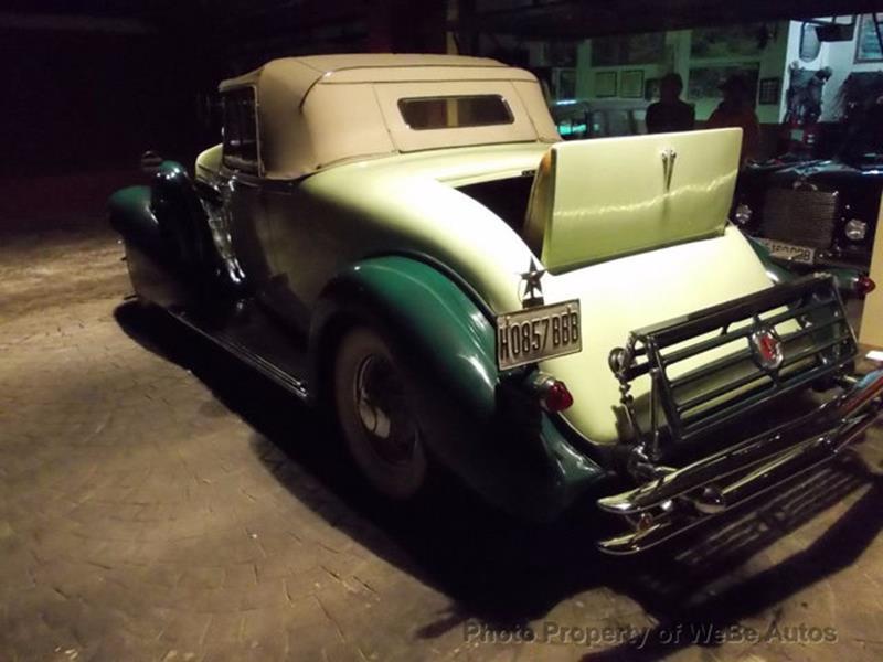 1934 Cadillac Series Twenty 13