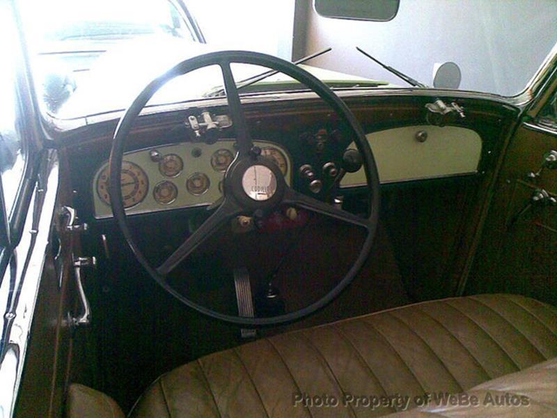 1934 Cadillac Series Twenty 19