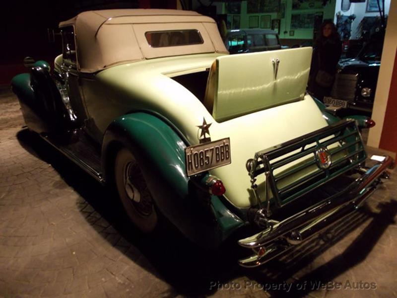 1934 Cadillac Series Twenty 15