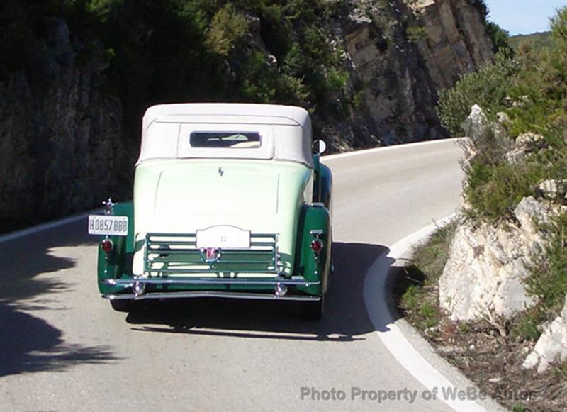 1934 Cadillac Series Twenty 14