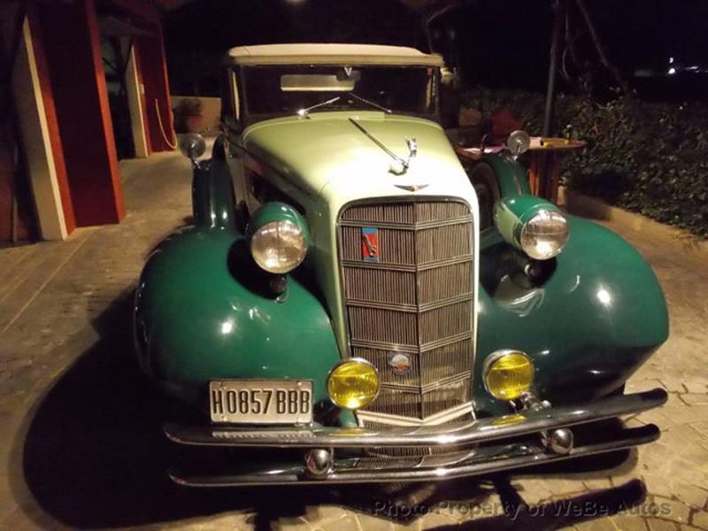 1934 Cadillac Series Twenty 3