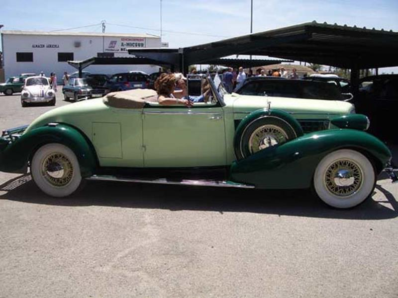 1934 Cadillac Series Twenty 7