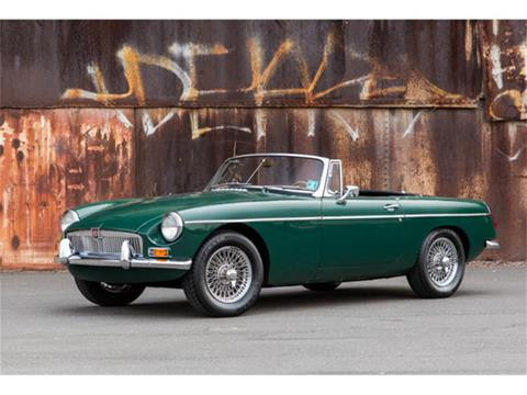 1966 MG B for sale in Riverhead, NY