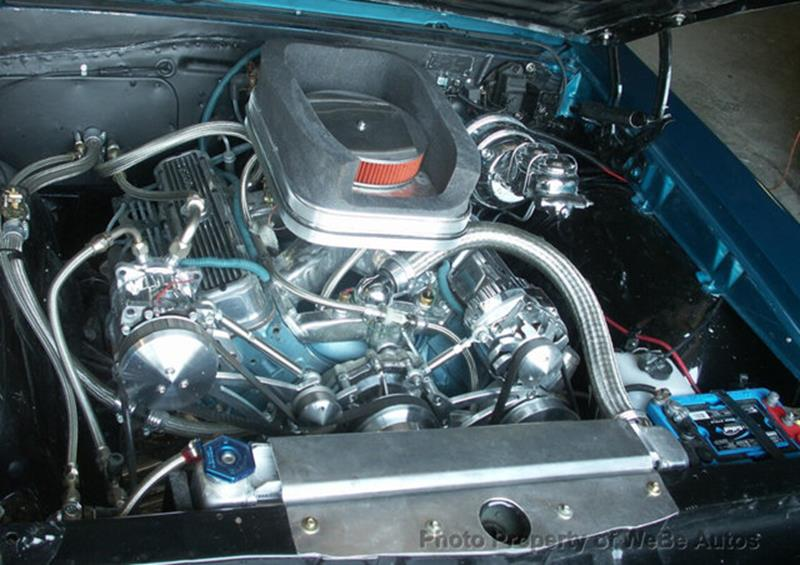 1967 Pontiac GTO 11