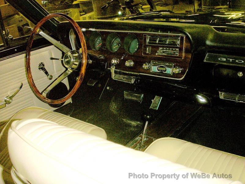 1967 Pontiac GTO 5