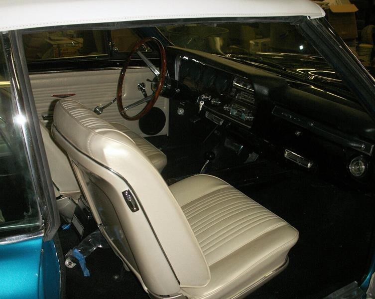 1967 Pontiac GTO 9