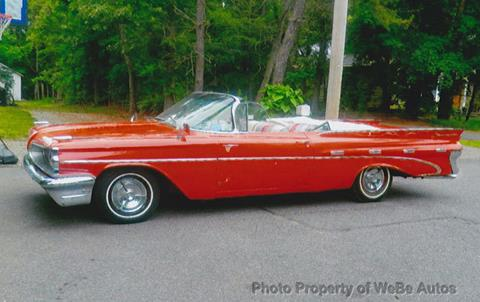 1959 Pontiac Bonneville for sale in Calverton, NY