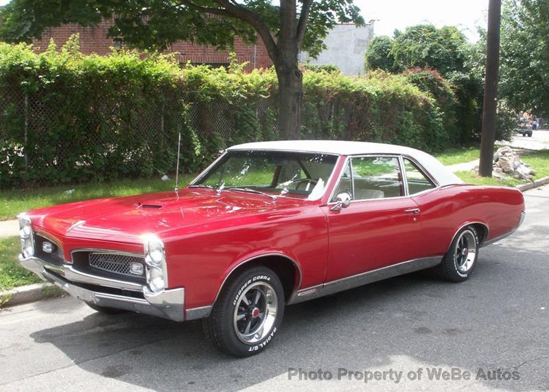 1967 Pontiac GTO 1