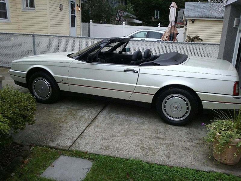 1991 Cadillac Allante'