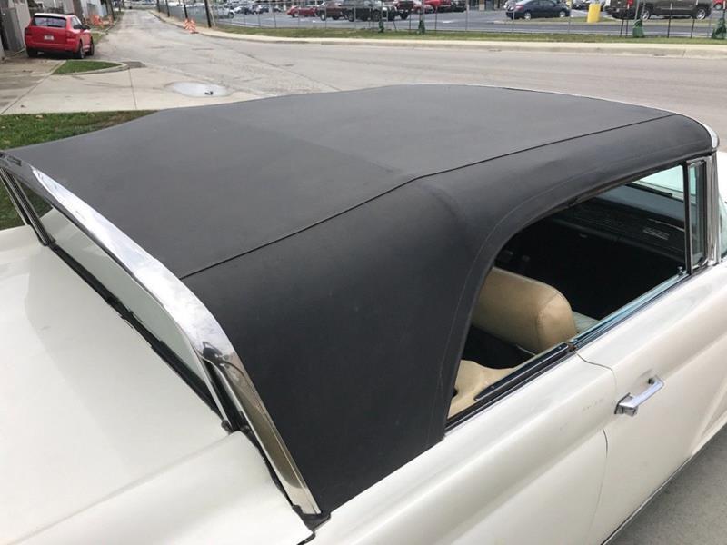 1959 Lincoln Continental 8