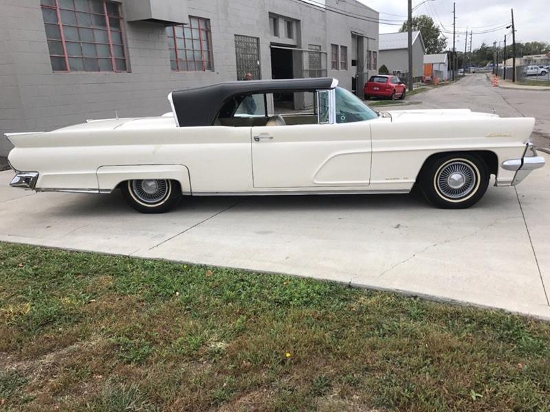 1959 Lincoln Continental 5